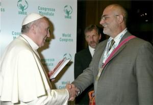 Papa Francisco e Célio Turino_digitalizar0007-300x206